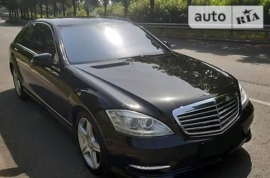 Mercedes-Benz S 500 2012 в Киеве