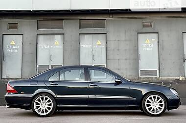 Седан Mercedes-Benz S 500 1998 в Киеве