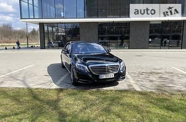 Mercedes-Benz S 550 2016 в Ужгороде