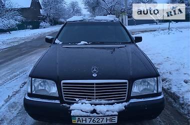 Mercedes-Benz S 600 SEL  600 1991