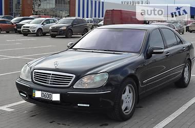 Mercedes-Benz S 600 2001 в Одессе