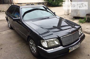 Mercedes-Benz S 600 1997 в Нетешине