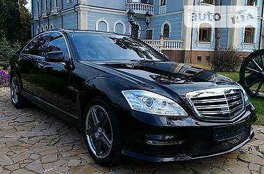 Mercedes-Benz S 600 2007 в Киеве