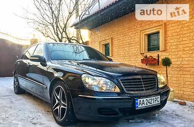 Mercedes-Benz S 600 2004 в Киеве