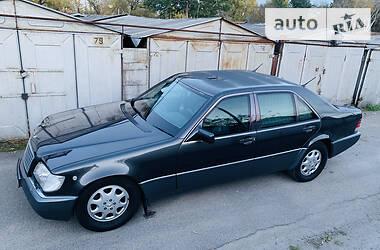 Mercedes-Benz S 600 1996 в Киеве