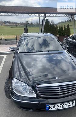Mercedes-Benz S 600 2000 в Киеве