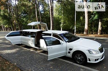 Mercedes-Benz S 63 AMG 2012 в Киеве