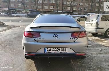 Купе Mercedes-Benz S 63 AMG 2017 в Києві