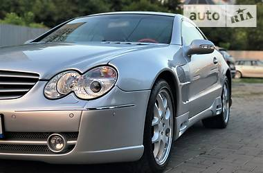 Mercedes-Benz SL 500 (550) 2002 в Одессе