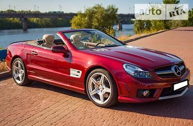 Mercedes-Benz SL 500 2008 в Киеве