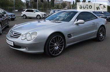 Mercedes-Benz SL 500 2001 в Киеве