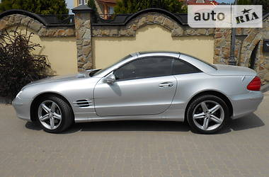 Mercedes-Benz SL 500 2003 в Львове