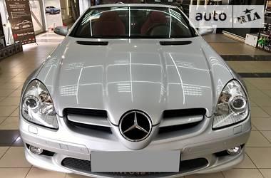 Mercedes-Benz SLK 200 2007 в Днепре