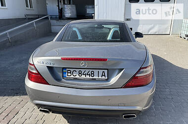 Кабриолет Mercedes-Benz SLK 200 2011 в Львове