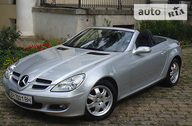Mercedes-Benz SLK 200 2004 в Одессе