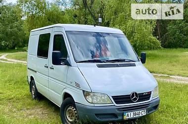 Легковой фургон (до 1,5 т) Mercedes-Benz Sprinter 208 груз.-пасс. 2005 в Белой Церкви