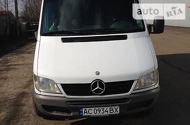 Mercedes-Benz Sprinter 208 груз. 2005 в Луцке