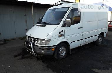 Mercedes-Benz Sprinter 208 груз. 1998 в Ровно