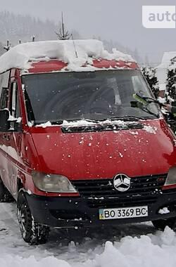 Mercedes-Benz Sprinter 208 груз. 2001 в Тернополе