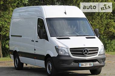 Mercedes-Benz Sprinter 213 груз. 2013 в Дубно