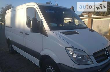 Mercedes-Benz Sprinter 213 груз. 2009 в Львове