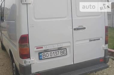 Легковой фургон (до 1,5 т) Mercedes-Benz Sprinter 216 пасс. 2001 в Бережанах