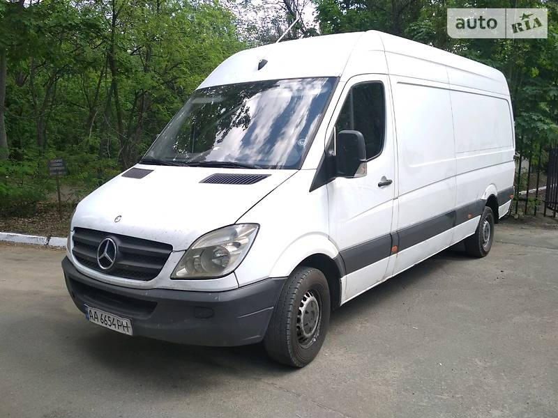 Mercedes-Benz Sprinter 311 груз. 2007 в Киеве