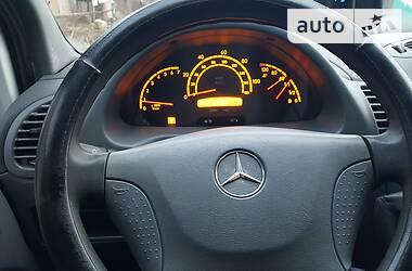 Мікроавтобус вантажний (до 3,5т) Mercedes-Benz Sprinter 311 груз. 2004 в Сокирянах