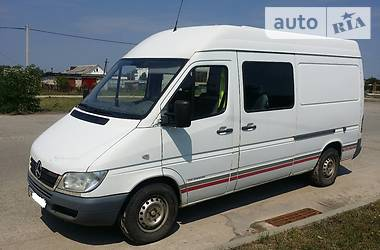 Mercedes-Benz Sprinter 311 пасс. 2005 в Сарнах