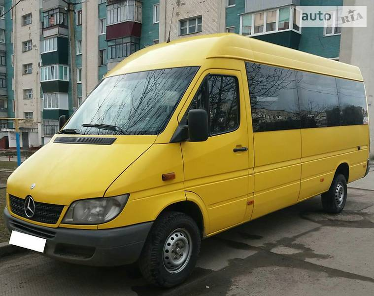 Mercedes-Benz Sprinter 2004 года