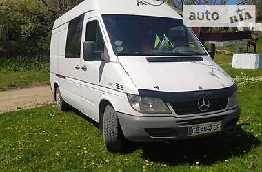 Mercedes-Benz Sprinter 311 пасс. 2004 в Черновцах