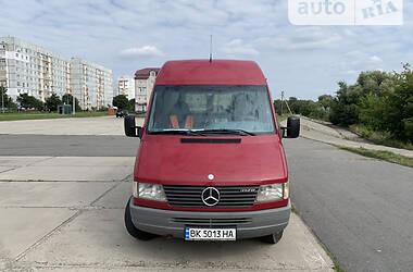 Легковой фургон (до 1,5 т) Mercedes-Benz Sprinter 312 груз.-пасс. 1997 в Ровно