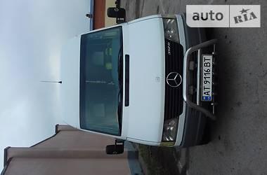 Mercedes-Benz Sprinter 312 груз. 1999 в Ивано-Франковске