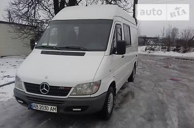 Mercedes-Benz Sprinter 313 груз.-пасс. 2004 в Жмеринке