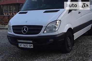 Mercedes-Benz Sprinter 313 груз.-пасс. 2010 в Яремче