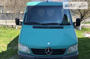 Mercedes-Benz Sprinter 313 груз.-пасс. 2006 в Ивано-Франковске