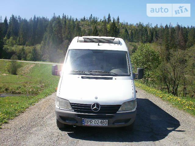 Mercedes-Benz Sprinter 313 груз. 2001 в Сколе
