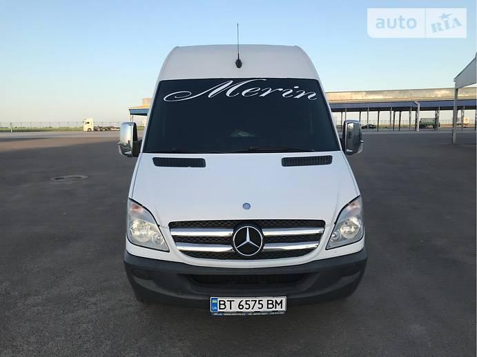 Mercedes-Benz Sprinter 313 груз. 2011 в Одессе