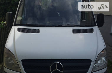 Mercedes-Benz Sprinter 313 груз. 2007 в Львове