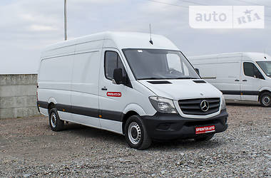 Mercedes-Benz Sprinter 313 груз. 2014 в Ровно