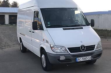 Mercedes-Benz Sprinter 313 груз. 2002 в Луцке