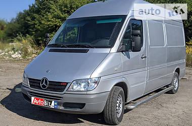 Микроавтобус грузовой (до 3,5т) Mercedes-Benz Sprinter 313 груз. 2006 в Ровно