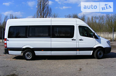Mercedes-Benz Sprinter 313 пасс. 2010 в Сумах