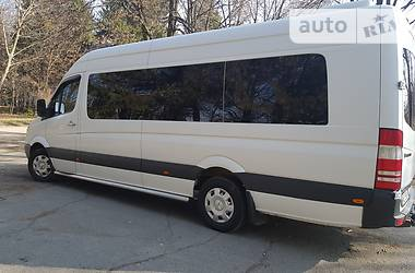 Mercedes-Benz Sprinter 313 пас. 2010 в Дніпрі