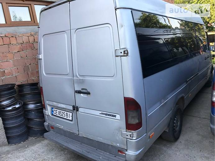 Mercedes-Benz Sprinter 313 пасс. 2000 в Черновцах