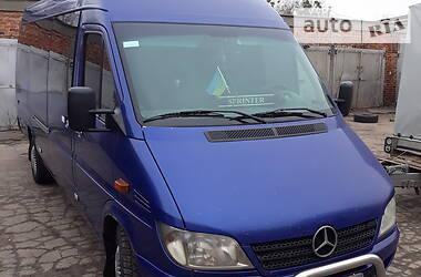 Mercedes-Benz Sprinter 313 пасс. 2001 в Полтаве