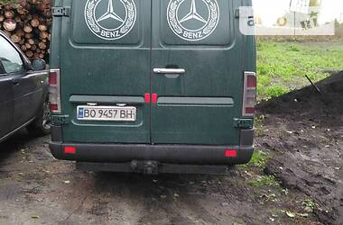 Mercedes-Benz Sprinter 313 пасс. 2001 в Киеве