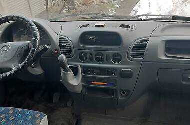 Мікроавтобус (від 10 до 22 пас.) Mercedes-Benz Sprinter 313 пас. 2003 в Запоріжжі