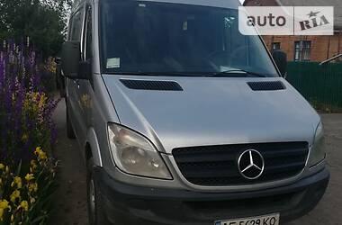 Легковой фургон (до 1,5 т) Mercedes-Benz Sprinter 315 груз. 2009 в Харькове