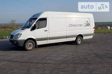 Mercedes-Benz Sprinter 315 груз. 2007 в Днепре
